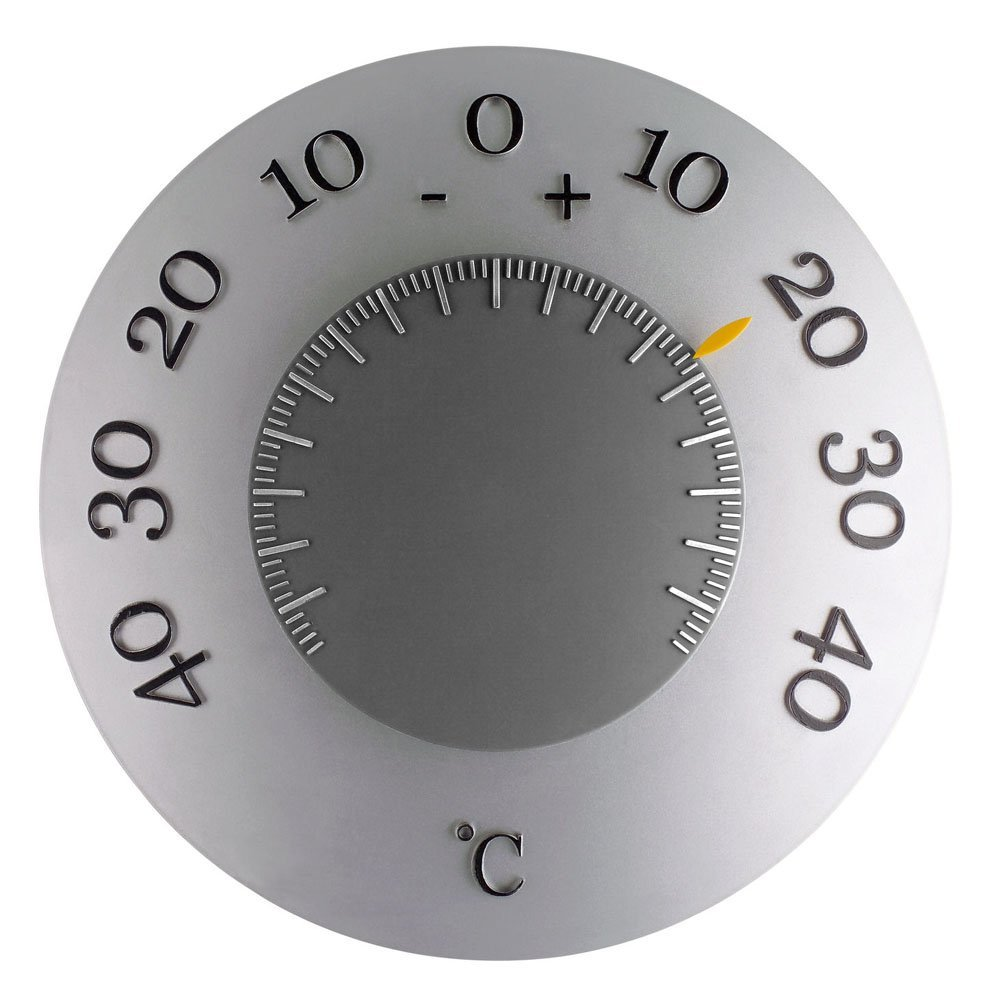 (4) 100x disco thermometers diameter 30 cm.
