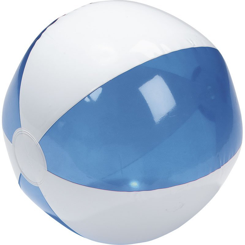 (2) 1152x opblaas beachball 24 cm.