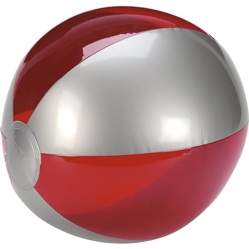 (4) 1152x opblaas beachball 24 cm.