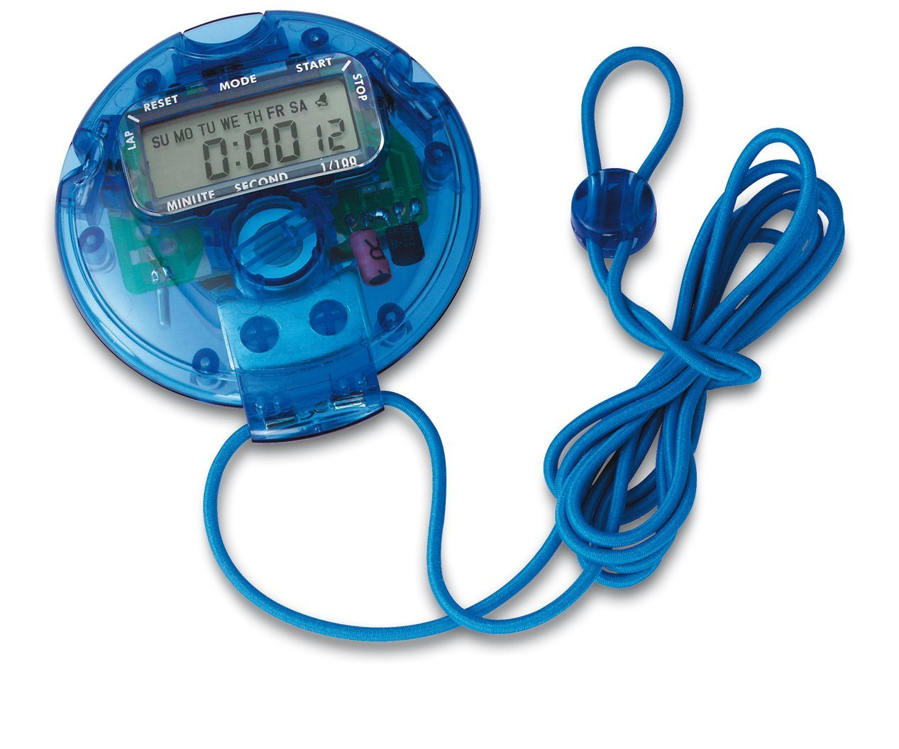 (2) 250x Multifunctionele stopwatch