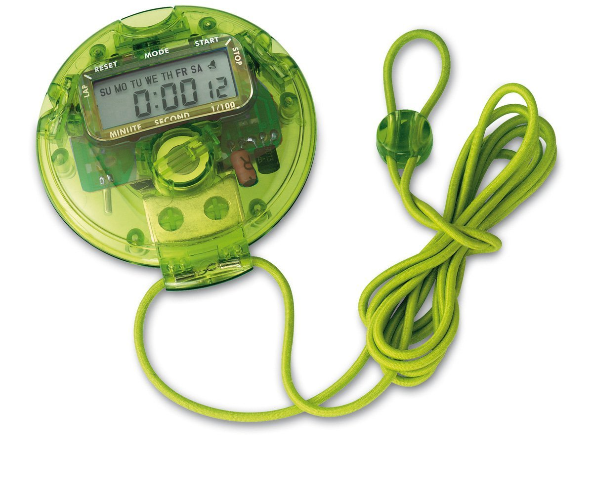 (3) 250x Multifunctionele stopwatch