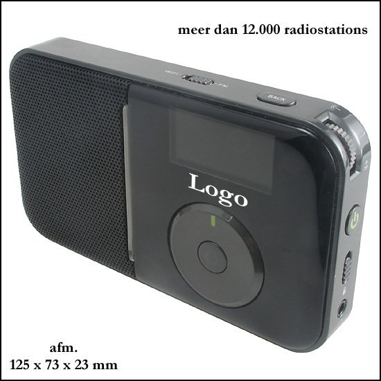 * 100x WiFi internet radio