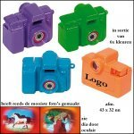 *   2520x Mini camera met dia show