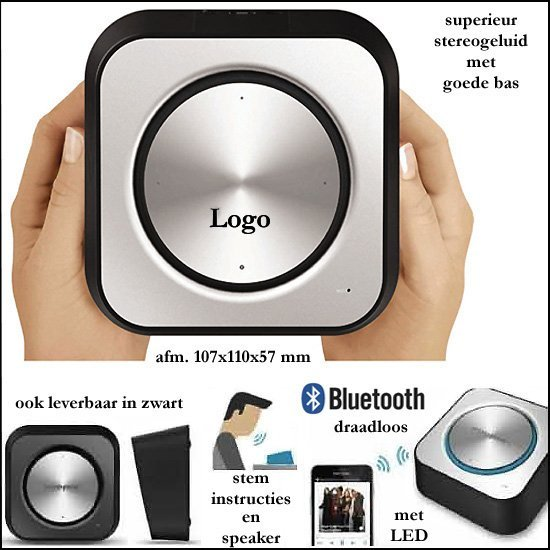 *   25x Bluetooth speaker SUPERIEUR
