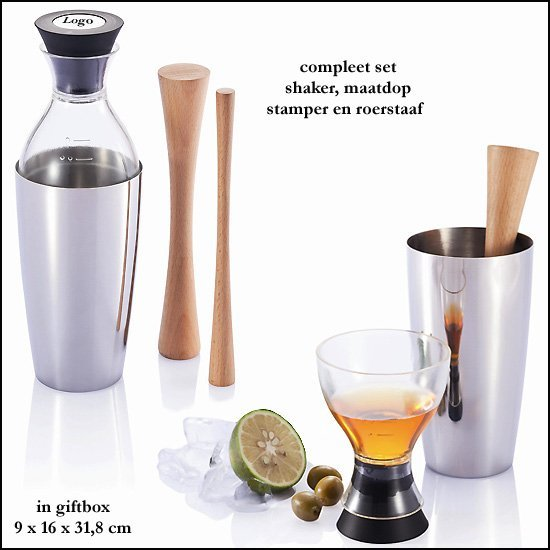 * 100x cocktail set