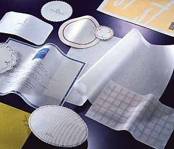10.000x placemats nonwoven of airlaid
