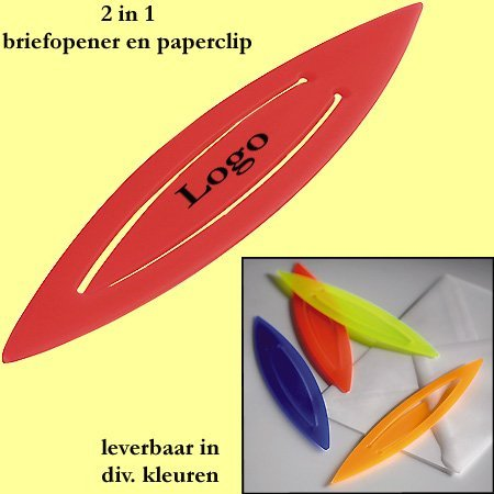 briefopener paperclip 5000x