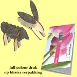1000x vilt dieren puzzel in full colour blister