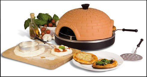 * 10x Pizza tafeloven de Pizzarette