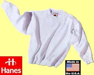 50x Hanes junior sweater