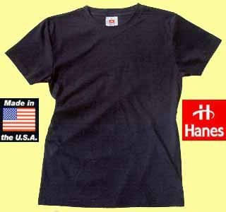 "100x Hanes spicy T-V-shirt ""coulor"""