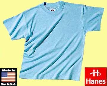 50x Hanes top T-shirt juniors