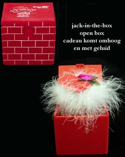 * 500x Jack in the Box Cadeau