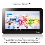 *   10x Internet Tablet 9""