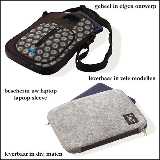 * 250x laptop sleeve