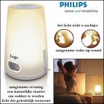 25x relatiegeschenken Philips Wake-up Light