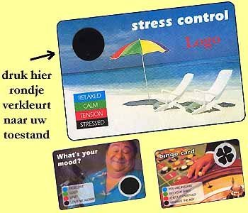 10.000x stress contole card