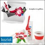 * 100x MY CUP OF TEA gifset KOZIOL