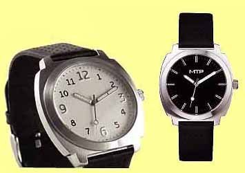 100x stanless steel design watches