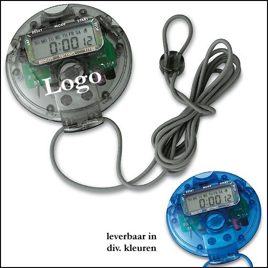 250x Multifunctionele stopwatch
