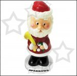 * 2500x knik/wobble figuren kerstman
