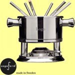 100x Sagaform design fondue set