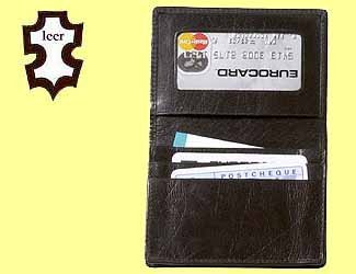 100x visite- en credit card etui bordeaux