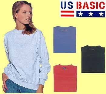25x sweatshirts US BASIC