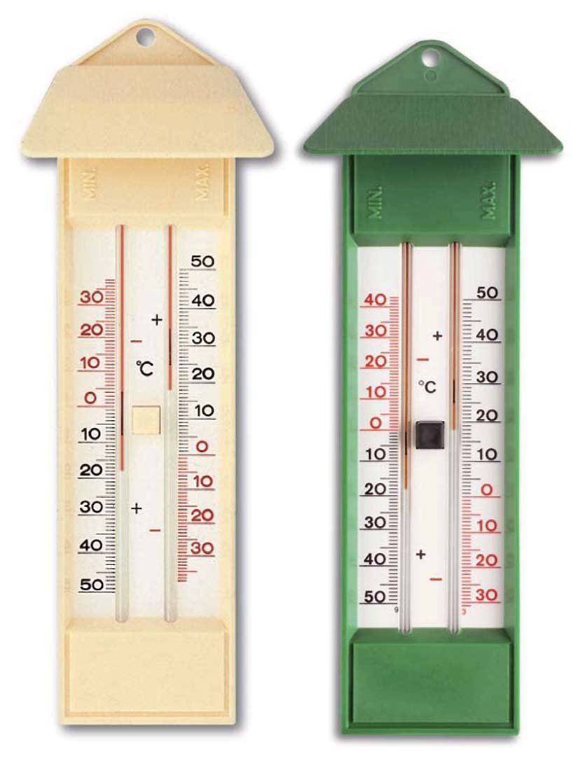 (1) 250x mini-maxi thermometers