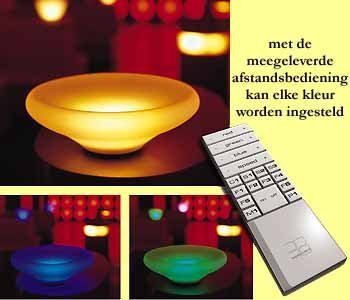 10x mood light ambience schaal
