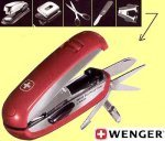 25x WENGER Swiss Business Tool